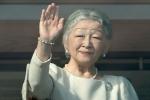 Ճապոնիայի Միթիկո կայսրուհին տոնում է իր 80-ամյակը