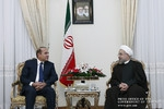 Կայացել է Հայաստանի վարչապետի և Իրանի նախագահի հանդիպումը