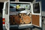 «Դիլիջան» ազգային պարկ ՊՈԱԿ-ի պահպանության բաժնի աշխատակիցները հայտնաբերել և արձանագրել են անտառխախտման նոր դեպքեր