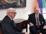 Տեղի է ունեցել Հայաստանի և Գերմանիայի արտգործնախարարների հանդիպումը