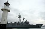 ԱՄՆ ՌԾՈւ «Mount Whitney» նավը ժամանել է Բուրգաս՝ զորավարժությունների
