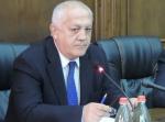Степан Маргарян: «Штабы создаются для подготовки ко внеочередным выборам»