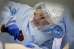 Ֆինլանդիայում հոսպիտալացվել է Էբոլա վարակի կասկածով առաջին մարդը