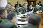 Տեղի է ունեցել ՀՀ պաշտպանության նախարարին կից Կոլեգիայի հերթական նիստը