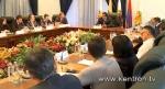 По инициативе Гагика Царукяна крупные литовские предприниматели прибыли в Армению (видео)