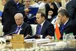 Հովիկ Աբրահամյանը մասնակցել է ԱՊՀ երկրների կառավարությունների ղեկավարների խորհրդի նիստին