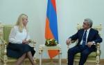 Իր հավատարմագրերն է հանձնել Հայաստանում Սլովենիայի նորանշանակ դեսպանը