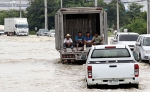 Թայլանդում անձրևների հետևանքով Սամուի կղզում ջրհեղեղ է սկսվել