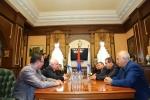 Գագիկ Ծառուկյանն ընդունել է «Համերաշխություն» կուսակցության նախագահին (տեսանյութ)