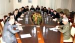 ՊՆ տեղակալն ընդունել է օտարերկրյա պետությունների դիվանագետներին և ռազմական ներկայացուցիչներին