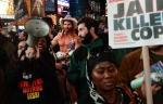 Ֆերգյուսոնում սպանության գործի հետ կապված ցույցեր են տեղի ունենում Նյու Յորքում