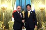 Премьер-министр Японии высказался за решение территориальной проблемы с Россией