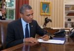 Սպիտակ տունը հերքել է. Օբաման դեռ չի ստորագրել ՌԴ-ի դեմ նոր պատժամիջոցների մասին օրինագիծը