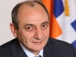 Բակո Սահակյանի շնորհավորական ուղերձը Ազգային անվտանգության մարմինների աշխատողի օրվա առթիվ