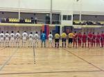 Ֆուտզալի Հայաստանի հավաքականը երրորդ հաղթանակը տարավ Էստոնիայում