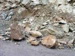 Հանքավան-Արտավազ ավտոճանապարհին տեղի է ունեցել քարաթափում