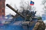 Ուկրաինայի կառավարությունն արտակարգ դրություն է մտցրել Դոնբասում