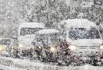 Որոշ շրջաններում ձյուն է տեղում