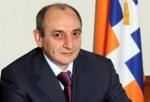 Բակո Սահակյանը շնորհավորել է Սերժ Սարգսյանին և Սեյրան Օհանյանին