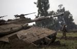 Իսրայելական ավիացիան հարվածներ է հասցրել սիրիական տարածքում՝ ի պատասխան Հոլանի հրետակոծման