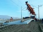 Փորձարկվել է Բաքու-Թբիլիսի-Կարս երկաթգծի վրացական հատվածը