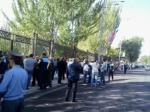 Հայաստանի եզդիական համայնքը բողոքի գործողություն իրականացրեց ԱԺ–ի մոտ