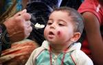 ԻՊ գործողությունների պատճառով Սիրիայի մոտ 600 հազար քաղաքացի չի ստանում մարդասիրական օգնություն