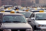 Տաքսու վարորդները Հանրապետության հրապարակում բողոքի գործողություն են իրականացնում (լրացված)