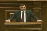 ԱԺ–ն քննարկել է ՀՀ պաշտոնաթող նախագահին գրասենյակով ցմահ ապահովելու հարցը