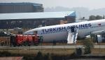 Թուրքական ինքնաթիռը դուրս է ընկել թռիչքուղուց