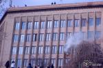 Հրդեհ Հայաստանի ամերիկյան համալսարանում (լուսանկար)