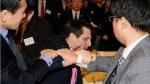 Ածելիով վնասել են Հարավային Կորեայում ԱՄՆ դեսպանին (լուսանկար, տեսանյութ)