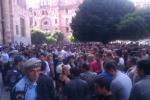 Կառավարության շենքի մոտ արմավիրցիների բողոքի գործողությունը վերածվել է բախման