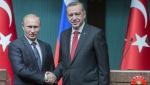Путин обсудил с Эрдоганом совместные проекты в энергетике