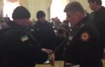 Ուկրաինայի կառավարության նիստի ժամանակ պաշտոնյաների են ձերբակալել (տեսանյութ)