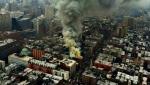 Նյու Յորքի կենտրոնում երկու շենքերի փլուզումից հետո երկու մարդ անհետ կորել է (տեսանյութ)