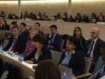 ՄԱԿ-ի Մարդու իրավունքների խորհրդում ընդունվել է Ցեղասպանության կանխարգելման բանաձևը