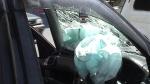Բալահովիտում ավտոմեքենաներ են բախվել