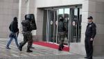 Թուրքիայում զինված անձինք ներխուժել են իշխող կուսակցության շենք (տեսանյութ)