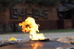 Հարբած պետերբուրգցին դեզոդորանտը գրպանում քնել է Անմար կրակի մոտ