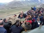 Զինծառայողներին տեղափոխող մեքենայի վթարի դեպքով հարուցվել է քր.գործ (տեսանյութ)