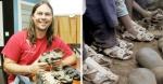 Կոշիկ, որն աճում է (լուսանկարներ, տեսանյութ)