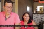 Ամենաբարձրահասակ բրազիլացին ամուսնացել է 150 սմ հասակ ունեցող կնոջ հետ (լուսանկար, տեսանյութ)