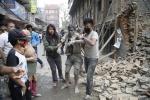 Նեպալում երկրաշարժի հետևանքով զոհվել է մոտ 1450 մարդ