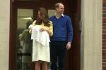 Արքայազն Ուիլյամը և Քեյթ Միդլթոնը ցուցադրել են իրենց նորածնին (լուսանկար, տեսանյութ)