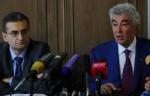 Пресс-конференция председателя Конституционного суда (видео)