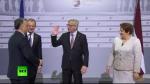 Եվրահանձնաժողովի նախագահն ապտակել է Հունգարիայի վարչապետին (տեսանյութ)