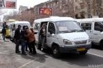 Գյումրիում «ԳԱԶել» մակնիշի ավտոմեքենան կողաշրջվել է
