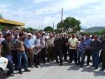 Նարեկ գյուղի բնակիչներին թույլ չեն տվել փակել Երևան տանող ճանապարհը