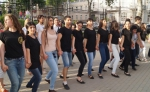 Ռոստովում 1,5 հազ մարդ քոչարի է պարել (տեսանյութ)